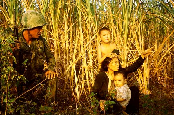 Viet Cong family